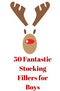 Clothing stocking fillers for teen boys. Clothing is a go-to item. Funny or themed boxer shorts are always a useful and appreciated gift.