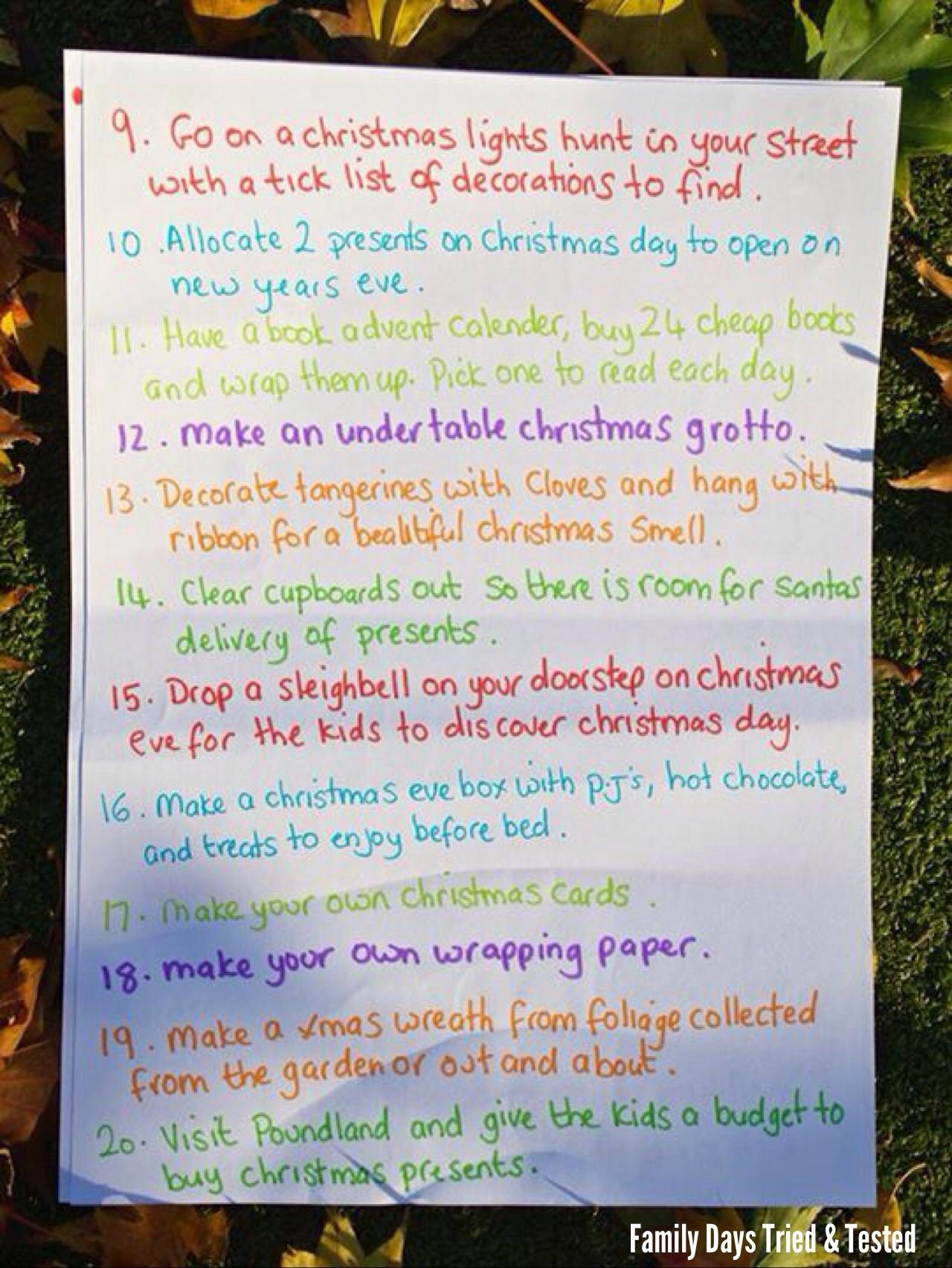 christmas list ideas walmart